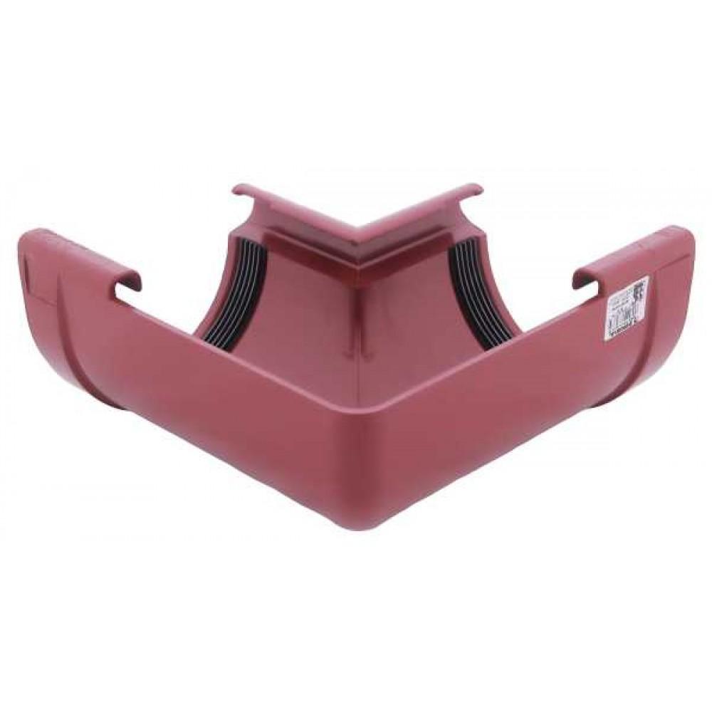 Кут внутрішній червоний Profil Ø90 мм 90°