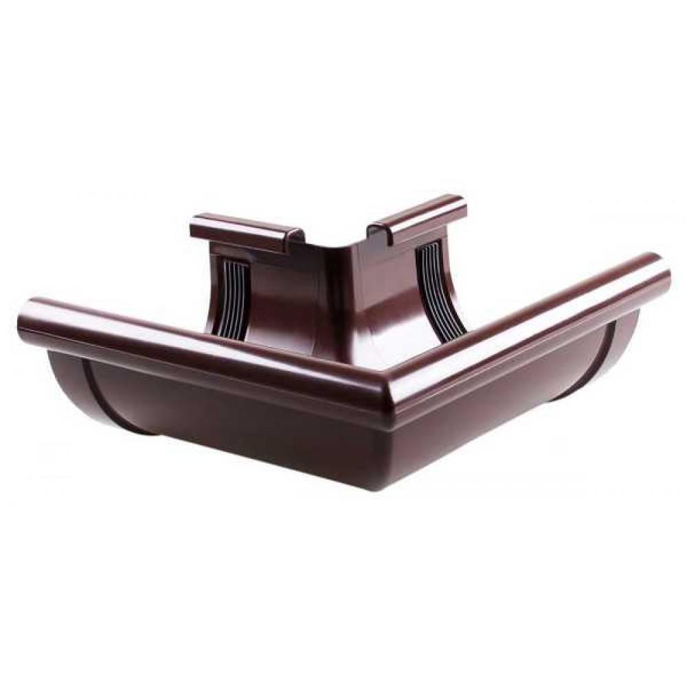 Кут зовнішній коричневий Profil Ø130 мм 90°