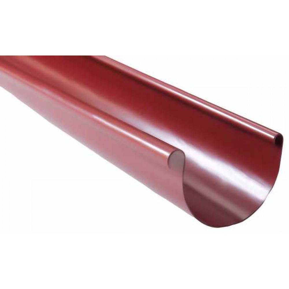 Ринва червона Profil Ø130 мм 3м