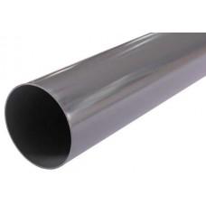 Труба водостічна графітова Profil Ø100 мм 3м