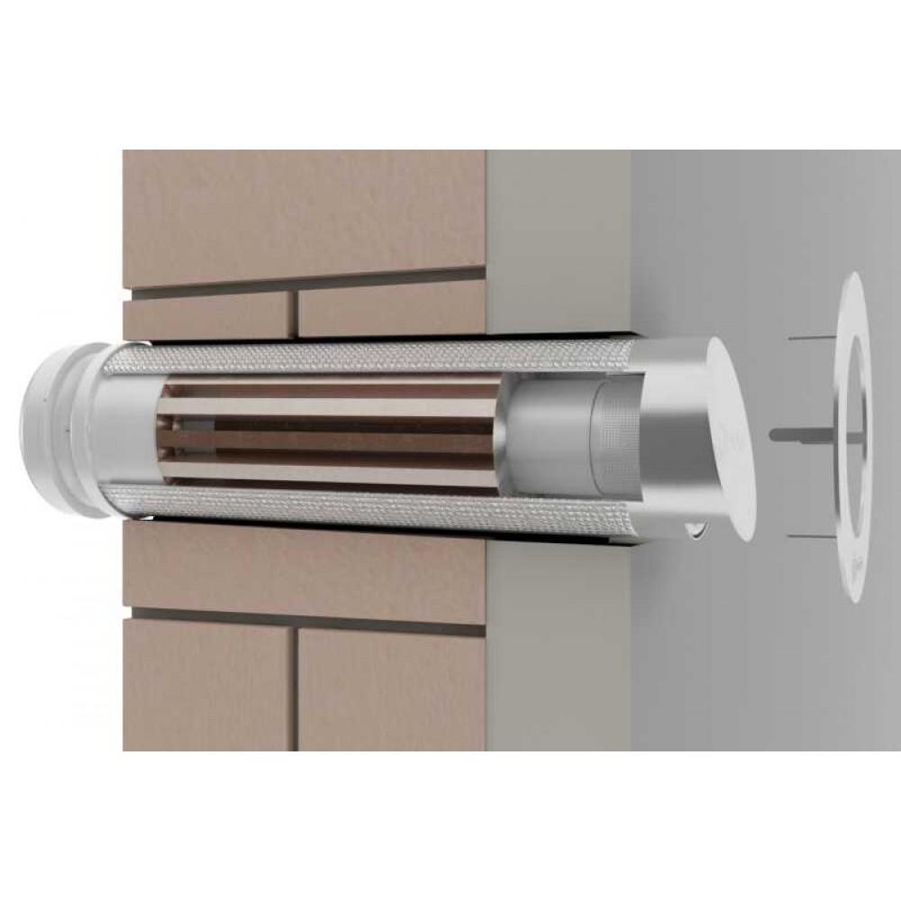 Фасадне декоративне стальне кільце для Prana 150