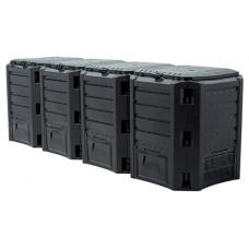 Компостер Module Compogreen Prosperplast 1600 л черный