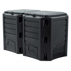 Компостер Module Compogreen Prosperplast 800 л черный
