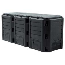 Компостер Module Compogreen Prosperplast 1200 л черный