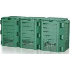 Компостер Module Compogreen Prosperplast 1200 л зеленый