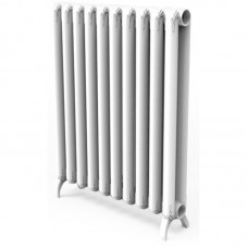 Алюмінієві дизайн-радіатори FONDITAL Mood & Tribeca 1000