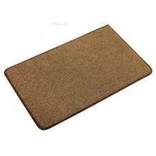 Гріючий килимок SolRay UNI color 53 x 83 см коричневий