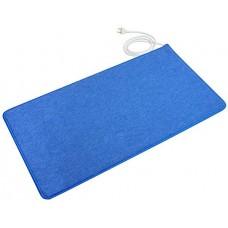 Гріючий килимок SolRay UNI color 53 x 103 см синій