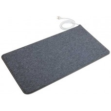 Гріючий килимок SolRay UNI color 53 x 103 см сірий