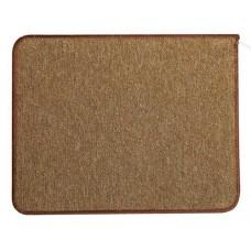 Гріючий килимок SolRay UNI color 53 x 63 см коричневий
