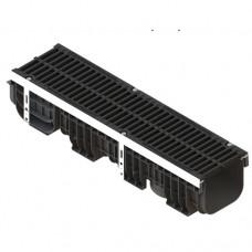 Лоток PolyMax Drive ЛВ-20.26.20-ПП з решіткою щілинною чавунною кл.D (комплект)