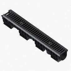 Лоток PolyMax Basic ЛВ-10.16.17-ПП пластиковий з пластиковою чарунковою решіткою клас A (комплект)