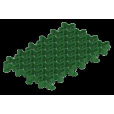 Решетка газонная Standartpark 60х40 см ПП пластиковая зеленая 8100-М-З