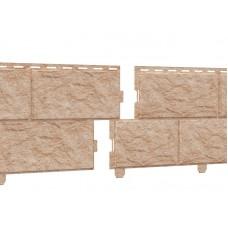 Фасадні панелі U-Plast Стоун Хаус Камінь золотистий