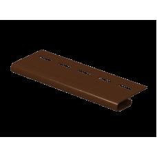 Планка фінішна U-Plast Classic (3,05м) коричнева