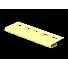 Планка фінішна U-Plast Classic (3,05м) кремова