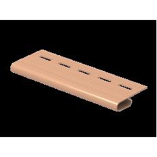 Планка фінішна U-Plast Classic (3,05м) рожева