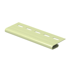 Планка фінішна U-Plast Classic (3,05м) зелена