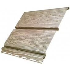 Софіт U-Plast Timberblock панель з повною перфорацією (Дуб Натуральний)