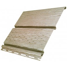 Софіт U-Plast Timberblock панель з частковою перфорації (Дуб Натуральний)