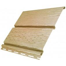 Софіт U-Plast Timberblock панель з частковою перфорації (Дуб Золотий)