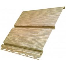 Софіт U-Plast Timberblock панель без перфорації (Дуб Золотий)