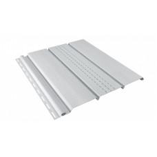 Софіт U-Plast Classic панель з частковою перфорацією (білий)