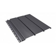 Софіт U-Plast Classic панель без перфорації (графіт)