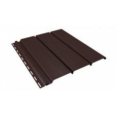 Софіт U-Plast Classic панель без перфорації (коричневий)