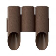 Парканчик Cellfast Maxi 3 2,1 м коричневий
