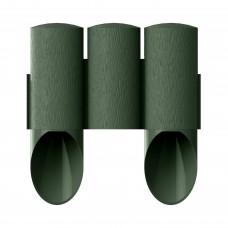 Парканчик Cellfast Maxi 3 2,1 м зелений