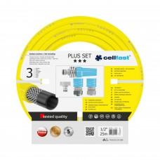 Поливальний комплект Cellfast Plus Ideal 1/2'' 25м