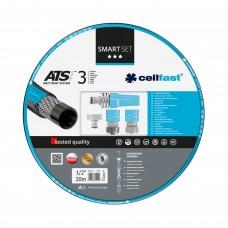 Поливальний комплект Cellfast SMART ATS VARIANT Ideal 1/2'' 20м