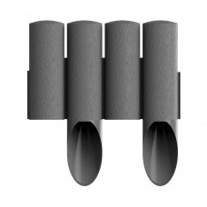 Парканчик Cellfast Standard 4 2,3 м сірий