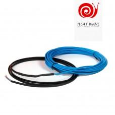 Нагрівальний двожильний кабель Heat Wave HW 20-200 1 - 1,2 м²
