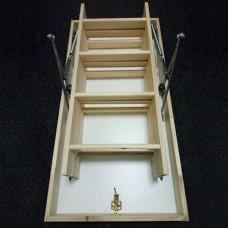 Мансардна драбина Hot Step PREMIUM 120х60