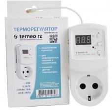 Терморегулятор розетковий TERNEO RZ