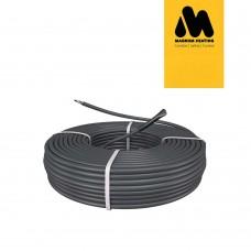 Нагрівальний двожильний кабель MAGNUM MHCX-30 C&F HC 80м