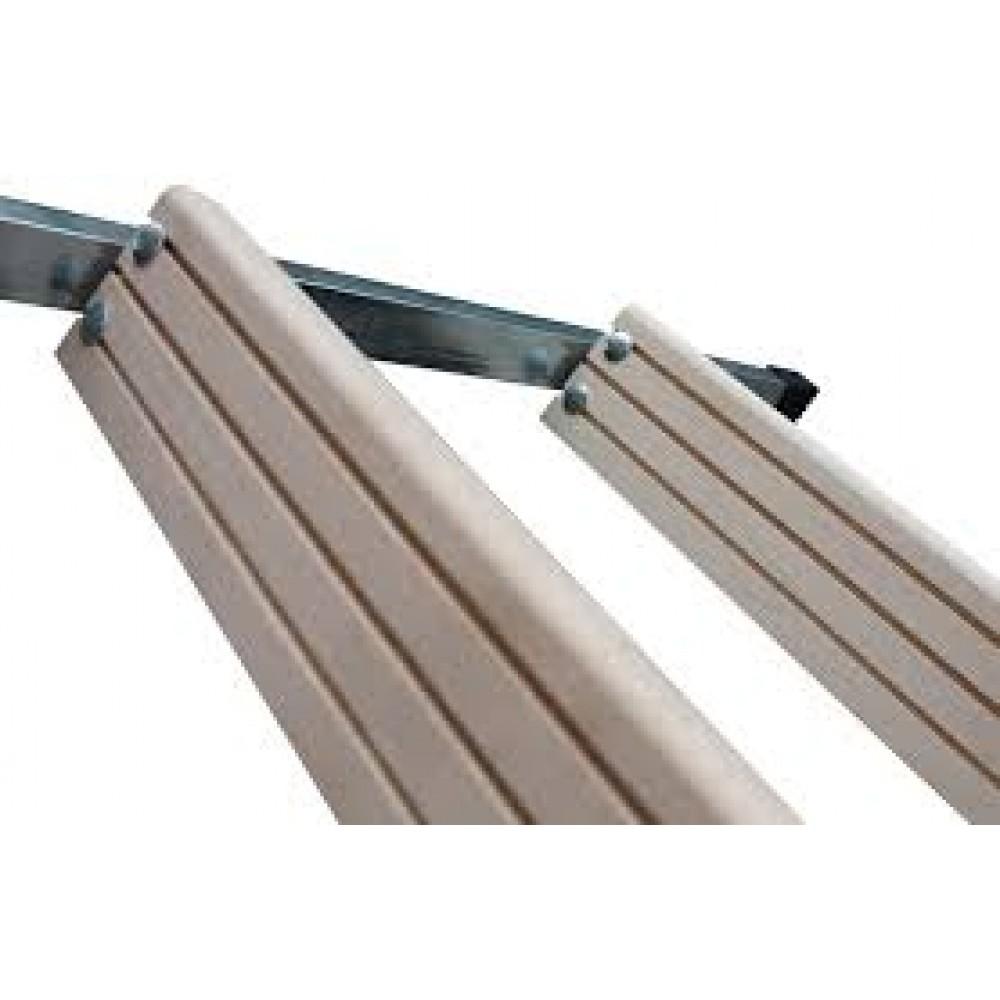 Bukwood Compact Metal 110х60 дахова драбина