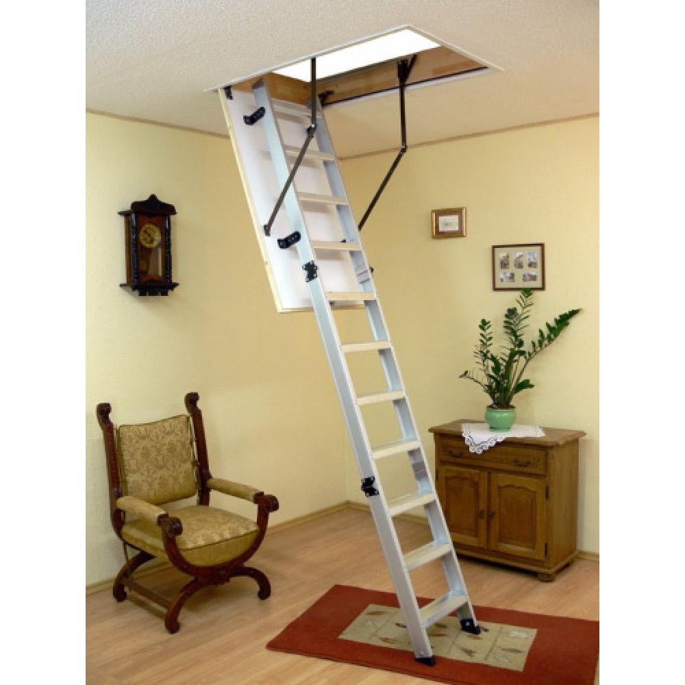 Oman Alu Prof Extrai 120х60 чердачная лестница