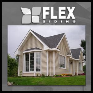 Сайдинг FLEX (Флекс)