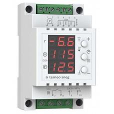 Терморегулятор Terneo Sneg для контролю сніготанення