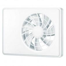 Витяжний вентилятор ВЕНТС iFan 100 Move білий з інтелектуальним контролем вологості, датчиком руху, таймером та режимом провітрювання